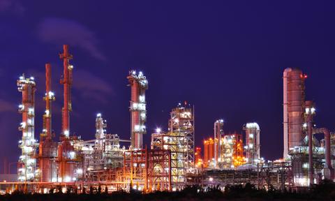 petrochemie - Industrial Technology